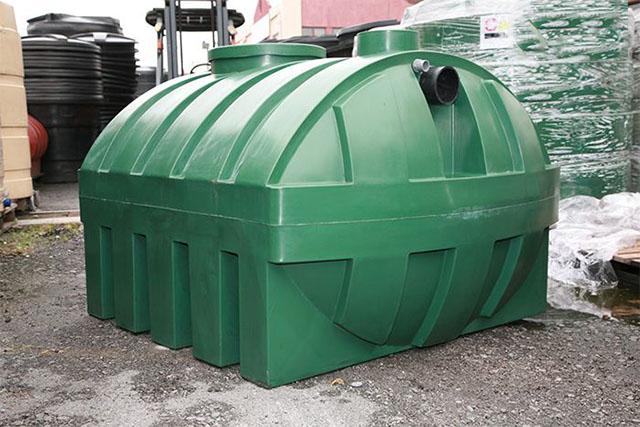 Bể phốt tự hoại bằng nhựa composite
